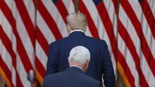 Con las cortes en contra y más presión republicana, Trump da paso al proceso de transición aunque sin soltar sus demandas