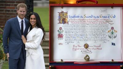 La reina Isabel II autoriza la boda del príncipe Harry con Rachel (what!) 😮