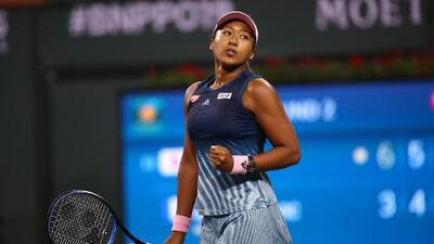 Osaka y Venus avanzan en sets seguidos en Indian Wells