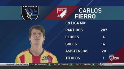 Carlos Fierro llega al club del 'pelado' Almeyda tras ganar cuatro títulos en México