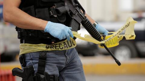 Cuatro ataques dejan 11 muertos en medio de una ola de violencia en Cancún