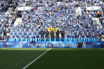 En imágenes Porto vs Mónaco