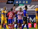 ¡De último minuto! Nico Ibáñez le arrebató el triunfo a Tigres