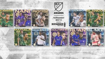 El impresionante Once Ideal del Torneo Especial MLS is Back