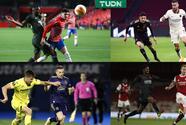 Europa League: lo que necesitan los 8 para avanzar a Semifinales