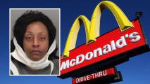 """Mujer llama """"mexicanos estúpidos y jodidos"""" a empleados latinos de McDonald's"""