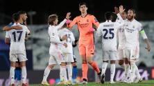 Real Madrid despierta y está a un punto del Gladbach
