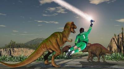 Los memes elogian la actuación de David De Gea en la Champions League