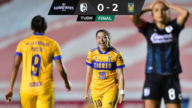 ¡Imparables! Tigres vence a Querétaro y se acerca a la Final