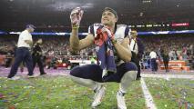 Exjugador de los Patriots deja la NFL por el lacrosse