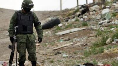 Mataron a 11 personas en Tamaulipas, uno era funcionario