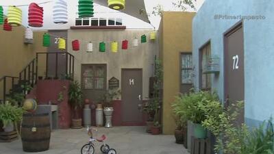 Famosos visitan la Vecindad del Chavo del Ocho en México