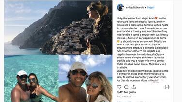 Tras dar a luz fallece la esposa del 'Chiquito' Bossio, exportero del Querétaro