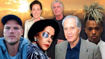 Descansen en paz: estos famosos murieron en 2018