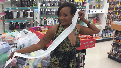 San Antonio woman putting her extreme couponing skills to use for good cause