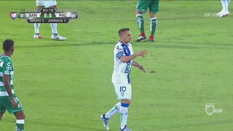 'Chaco' Giménez juega uno de sus últimos partidos oficiales, tras anunciar su adiós del fútbol