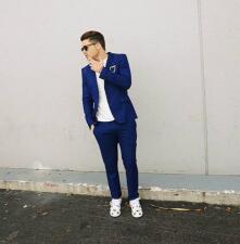 Lo más trendy: Vístete a la moda de William Valdes