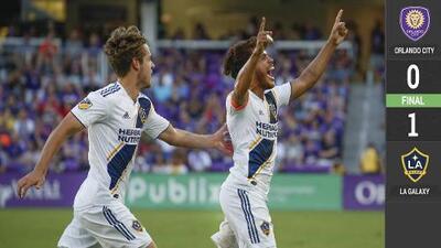 Sin Zlatan, pero con Jona: golazo de Dos Santos devuelve al Galaxy al camino del triunfo
