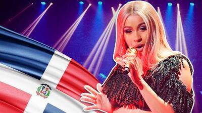 """""""¿Por qué esta muchacha es tan loca?, porque yo soy dominicana"""": Cardi B se enorgullece de sus raíces"""