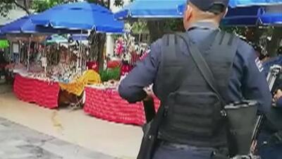 Un comerciante pierde la vida tras ser baleado en un concurrido mercado de México
