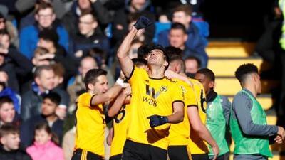 Raúl Jiménez sueña con jugar Europa League con el Wolverhampton