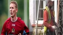 El futbolista que jugó en el United de Ferguson y que hoy es fontanero