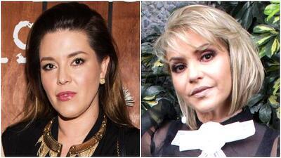 Alicia Machado aprovecha el escándalo de Daniela Castro por presunto robo para arremeter en su contra