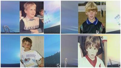 Adivina quiénes son: ¿podrías reconocer a estos futbolistas a primera vista?