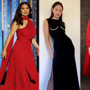 La que cautivó, la que no destacó y la que se atrevió: la moda de las famosas en los Golden Globes