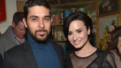 Demi Lovato: 'Me casaría con Wilmer Valderrama mañana mismo'