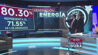 ¿Cumplirá la AEE la meta de restablecer la electricidad al 95 por ciento de los clientes al 28 de febrero?