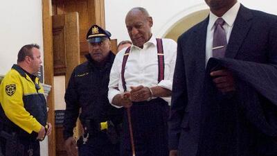 """Condenan de 3 a 10 años de prisión al actor Bill Cosby y lo declaran """"depredador sexual violento"""""""