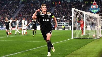 Juventus quiere cumplir los deseos de Cristiano y fichar a De Ligt