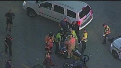 Muere el motociclista que fue violentamente embestido por un conductor que se dio a la fuga en Miami