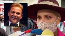 """""""Se sabrá la verdad"""": Malillany Marín aclara si llegó a ver a Cristian Castro en una actitud violenta"""