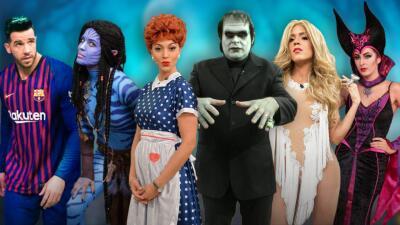 Nos preparamos para Halloween recordando las increíbles caracterizaciones de los conductores de Despierta América
