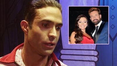 Juan Vidal opina sobre los rumores que relacionan a Gabriel Soto con Irina Baeva