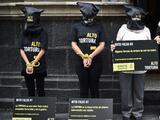 México investiga miles de casos de tortura, pero en dos décadas hubo apenas 15 condenas por ese delito