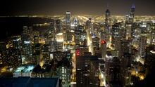 Nubosidad y descenso en las temperaturas: el pronóstico para esta noche de viernes en Chicago
