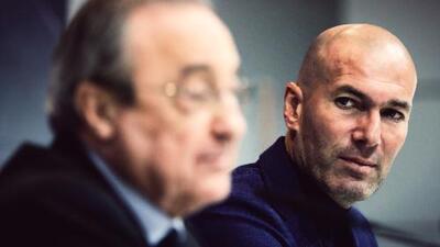 ¿Por qué se va Zidane?