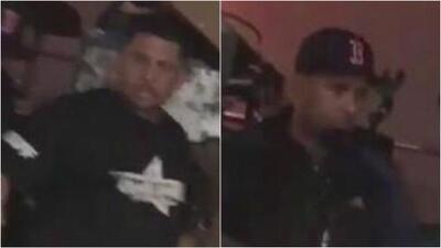 Buscan a dos guardias de seguridad que presuntamente agredieron a una persona durante un concierto