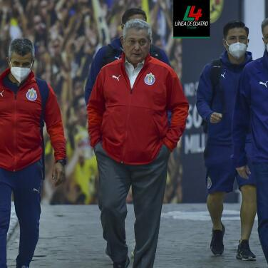 ¡Se cimbra la dupla Peláez-Vucetich! Chivas y la presión por resultados