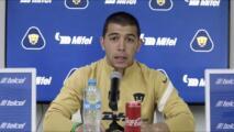 "Érik Lira sobre el DT de Pumas: ""Andrés Lillini es como un papá para nosotros"""