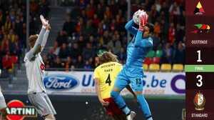 Memo Ochoa vuelve a lucir en triunfo del Standard como visitante