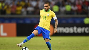 Dani Alves jugará en el Sao Paulo