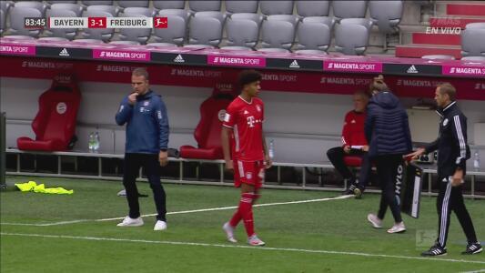 ¡Momento para la historia! Chris Richards, defensa de USA, hace su debut con Bayern Munich