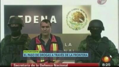 Al Punto DFW: Experto en la lucha contra el narcotráfico habla sobre la idea del muro fronterizo
