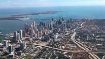 Miami tendrá una tarde de miércoles soleada y ventosa