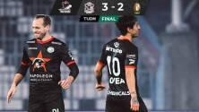 Govea y el Zulte Waregem se meten a puestos de Europa League