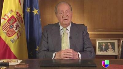 La abdicación del Rey Juan Carlos I de España